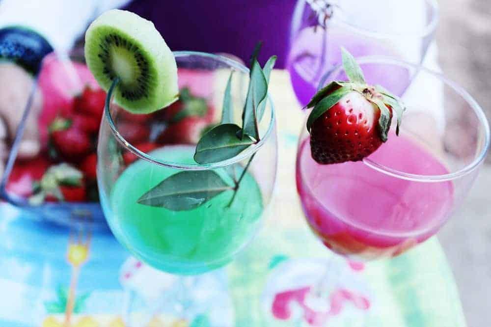 Easy Fresh Kiwi Juice Recipe