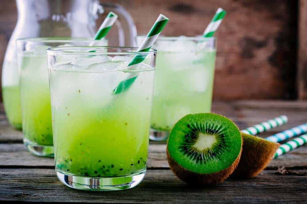 How To Make Kiwi Juice