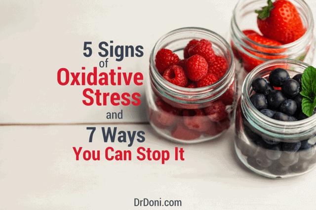 Slow Down The Oxidation Process