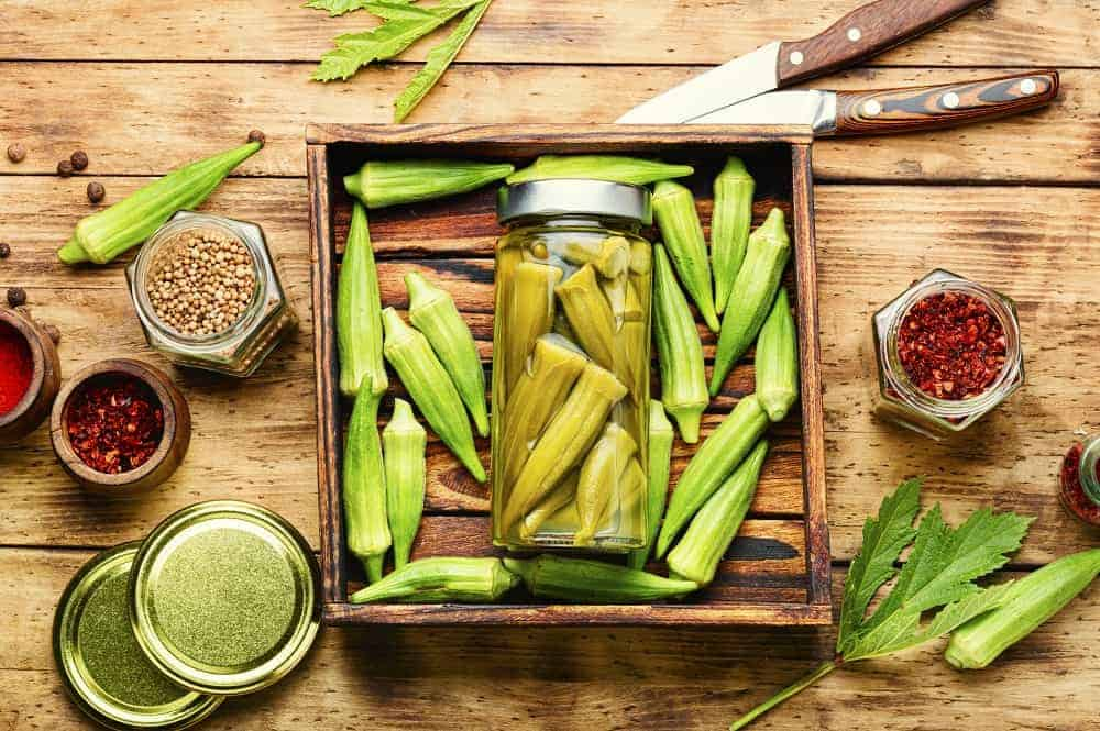 Don't Know How To Make Okra Juice? Here Easy 5 Step-By-Step Guide!!!