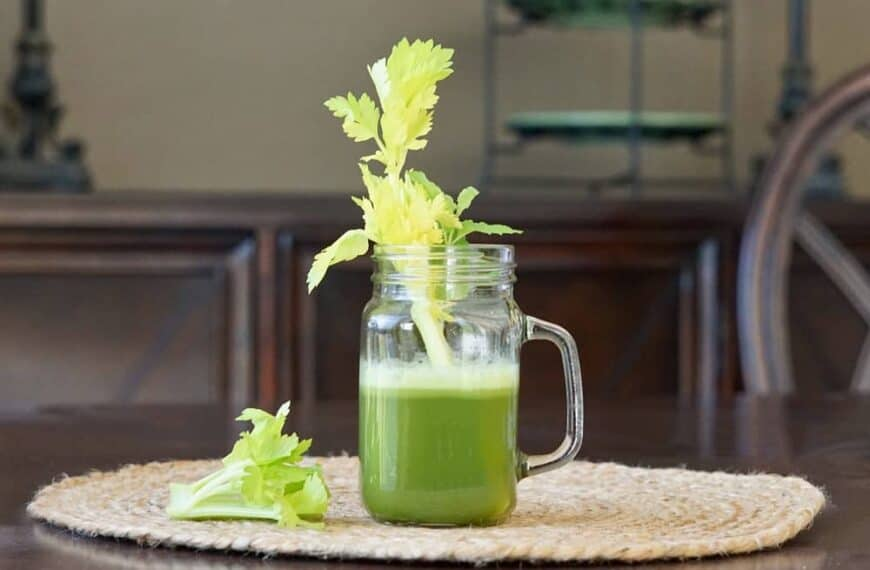 How To Make Celery Juice By Nutribullet Best 6 Ways?