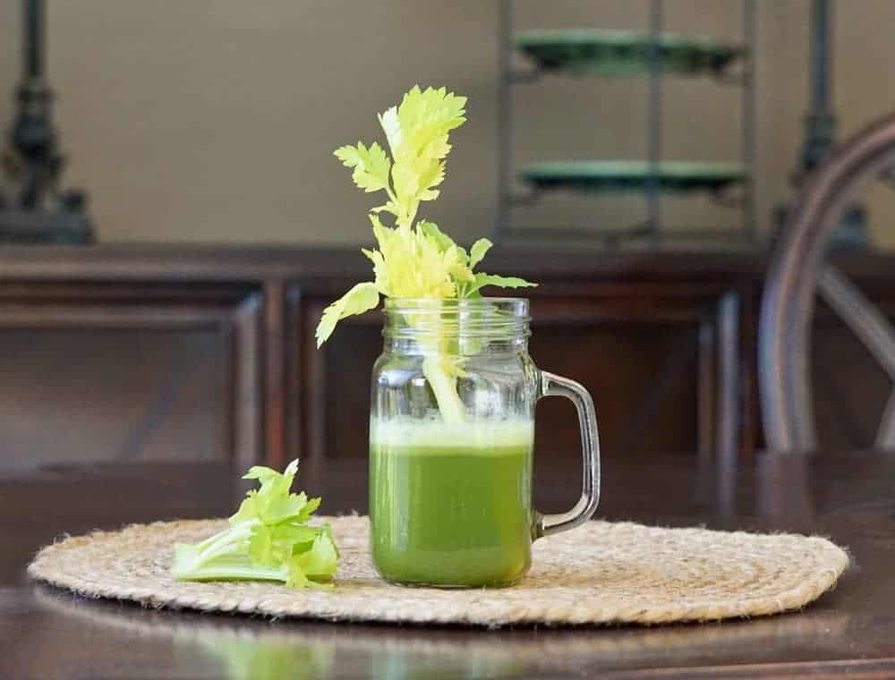 How To Make Celery Juice By Nutribullet