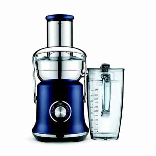 Variable speed setting juicer
