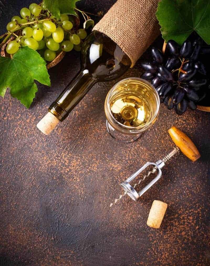 Homemade Grape Wine Recipe