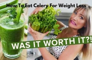 How To Eat Celery For Weight Loss