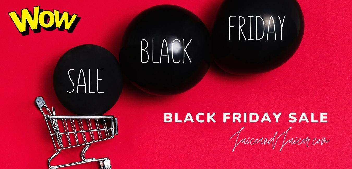 Black Friday Juicer Deals